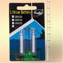 Батарейка для светлячка CR535, 3V