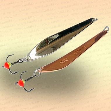Зимняя блесна Киллер никель-медь 13 гр