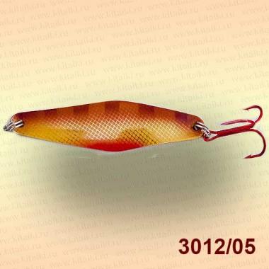 Блесна цветная Мираж, 21 гр, цвет 3012/05