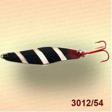 Блесна цветная Мираж, 21 гр, цвет 3012/54
