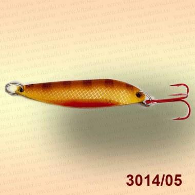 Блесна цветная М. Фиорд, 12 гр, цвет 3014/05