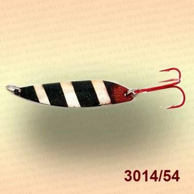 Блесна цветная М. Фиорд, 12 гр, цвет 3014/54