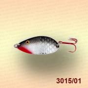 Блесна цветная Карасик, 13 гр, цвет 3015/01