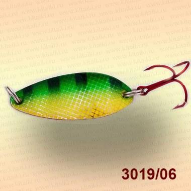 Блесна цветная Клео, 10 гр, цвет 3019/06