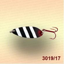 Блесна цветная Клео, 10 гр, цвет 3019/17