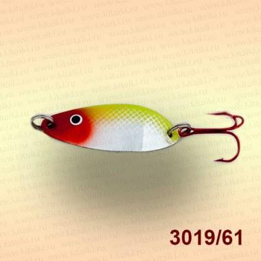 Блесна цветная Клео, 10 гр, цвет 3019/61