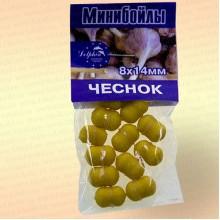 Мини бойлы, 8 х 14 мм аромат: чеснок