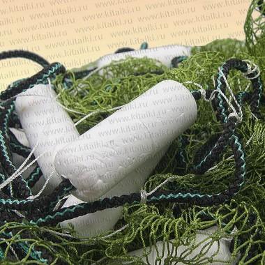Бредень Кашалот, ячея 30 мм, длина 50 м, высота 5,5 м, мотня 7 м