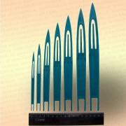 Челнок для вязания сетей P2 145 мм х 8 мм