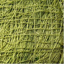 Дель 93,5 текс*3 (0,8 мм), яч 12 мм зеленая, высота 250 ячей, вес 16 кг