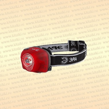 Фонарь ЭРА G3W налобный светодиодный