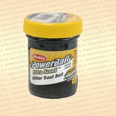 Форелевая паста NATURAL SCENT TROUT BAIT 50G GARLIC BLACK
