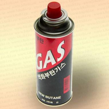 Газ для горелки, Корея