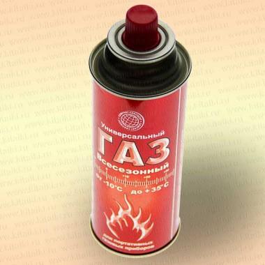 Газ для горелки, Россия