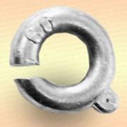 Грузило - кольцо свинцовое 60 грамм