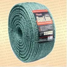 Шнур Danline, плетеный, бухта 100 метров, 7,0 мм, 500 кг