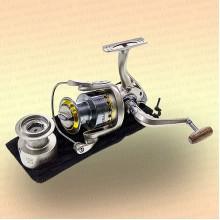 Безынерционная катушка LXR4000F,  7 подшипников, передний фрикцион
