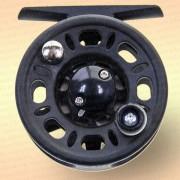 Катушка для зимней удочки черная, 60 мм