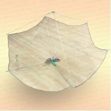 Подъемник - хапуга для рыбы, всесезонный 1,5 м