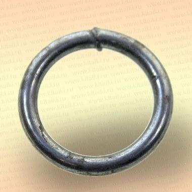 Кольцо грузовое для сетей, оцинкованное  6 * 50 мм, 32 гр