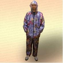 Рыболовный костюм, размер 48-50