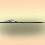 Косынка Kippik складная, 2,4 х 2,4 м, ячея 35 мм