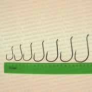 Крючки стальные, номер 01