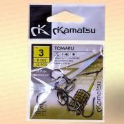 Крючки Kamatsu Tomaru, номер 3