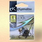 Крючки Kamatsu Tomaru, номер 5