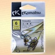 Крючки Kamatsu Tomaru, номер 6