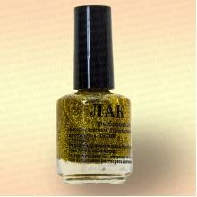 Лак флуоресцентный золотой