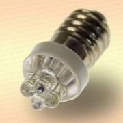 Светодиодная лампа торпеды для установки сетей подо льдом 0,24 Вт