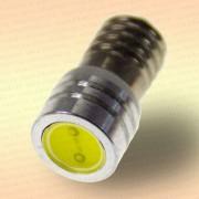 Светодиодная лампа торпеды для установки сетей подо льдом 1,0 Вт