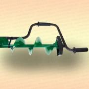 Ледобур для зимней рыбалки ЛШ-3 со сверлом