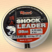 Леска Shock Leader 30 м 0,50 мм, 25.0 кг