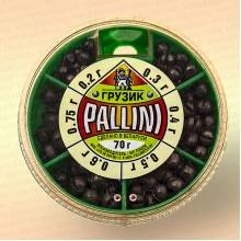 Набор грузиков Pallini 70 гр