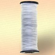 Нить капроновая рыболовная, на катушке 1,2 мм белого цвета
