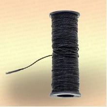 Нить капроновая рыболовная, на катушке 1,2 мм чёрного цвета