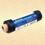 Нитка капроновая черная Extra, катушка 100 грамм, 1,40 мм, 210d/33