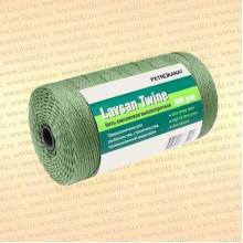 Лавсановая нить темно-зеленая, 1,4 мм, 20s/24 тест 30 кг, 100 гр