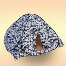 Палатка Автомат зимняя, белый КМФ, 1,5 м х 1,5 м