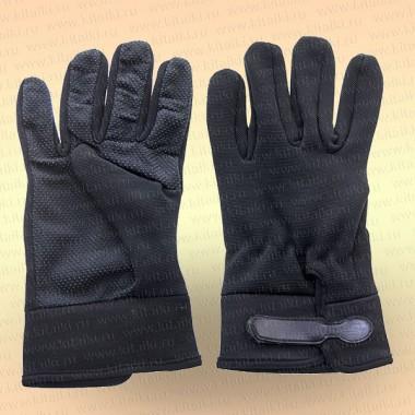 """Перчатки туристические """"Следопыт"""", черные, размер XL"""