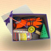 Подарочный набор для рыбака №1