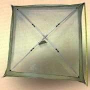 Подъемник для малька телескопический, размер 1,0 х 1,0 м