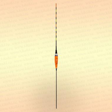 Поплавок светящийся JINGDIAN 2 гр, оранжевый, большой