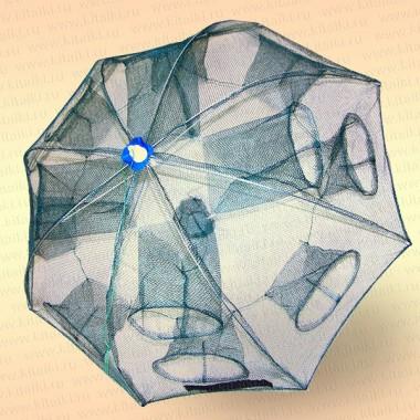 Раколовка зонт 12 входов
