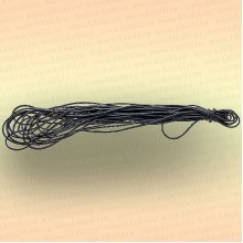 Резинка диаметр 3,0 мм, длина 15 м черная