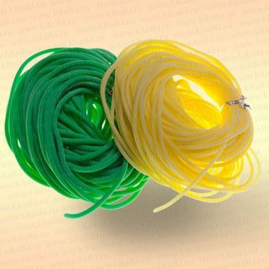 Резинка силиконовая, диаметр 2,5 мм длина 20 метров