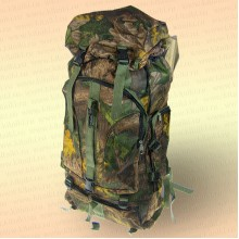 Рюкзак рыбака и туриста, камуфлированный 50 л
