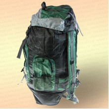 Рюкзак рыбака и туриста, зеленый 60 л